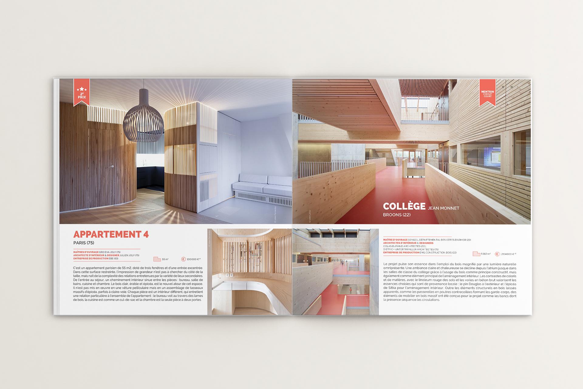 Prix national de la construction bois un des sens for Salon construction bois