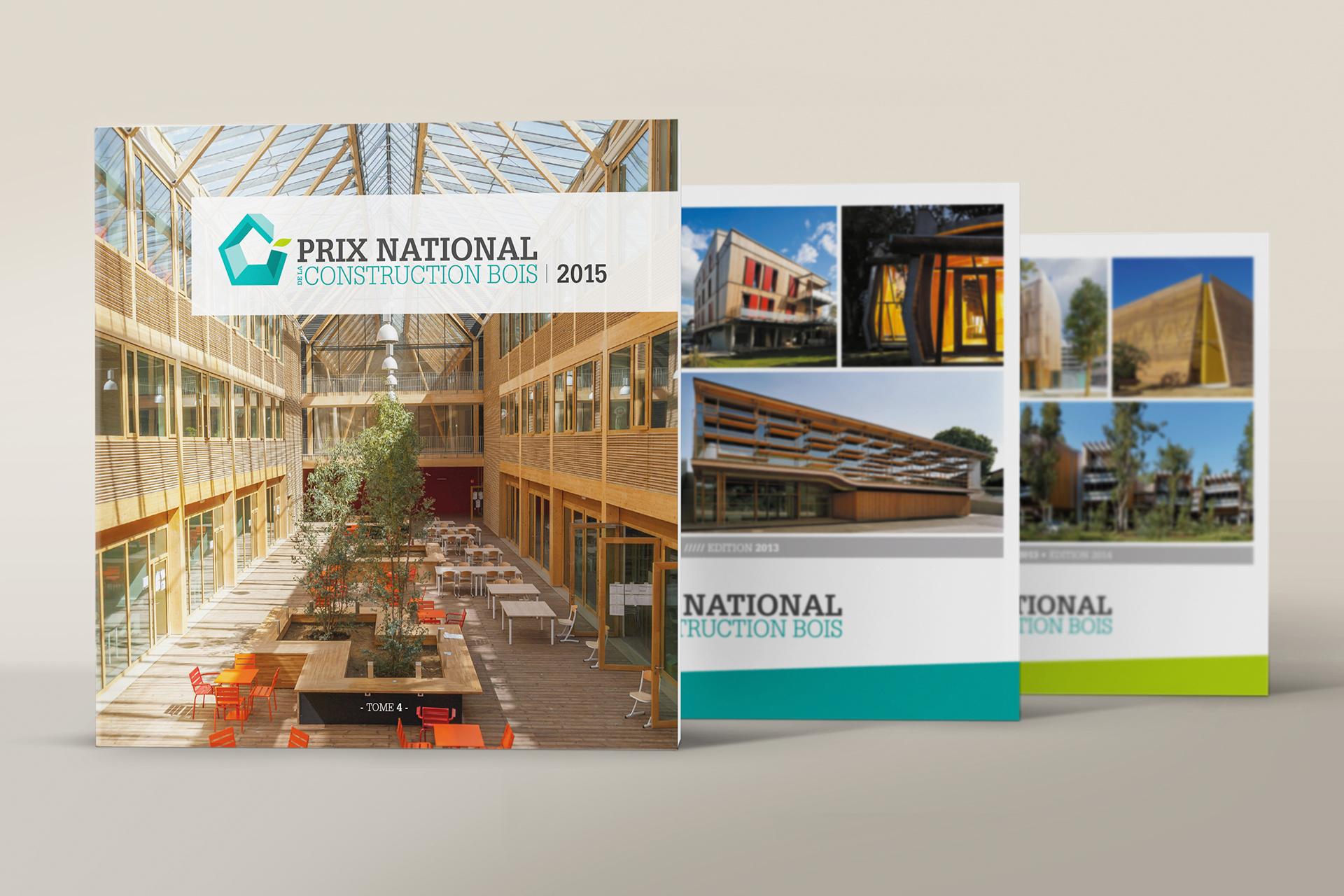 Prix national de la construction bois un des sens for Prix de construction