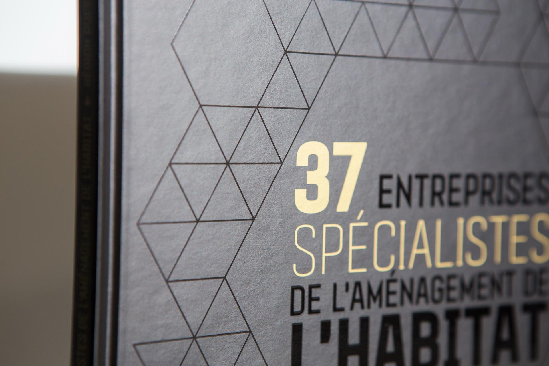 37 ENTREPRISES SPÉCIALISTES DE L'AMÉNAGEMENT DE L'HABITAT