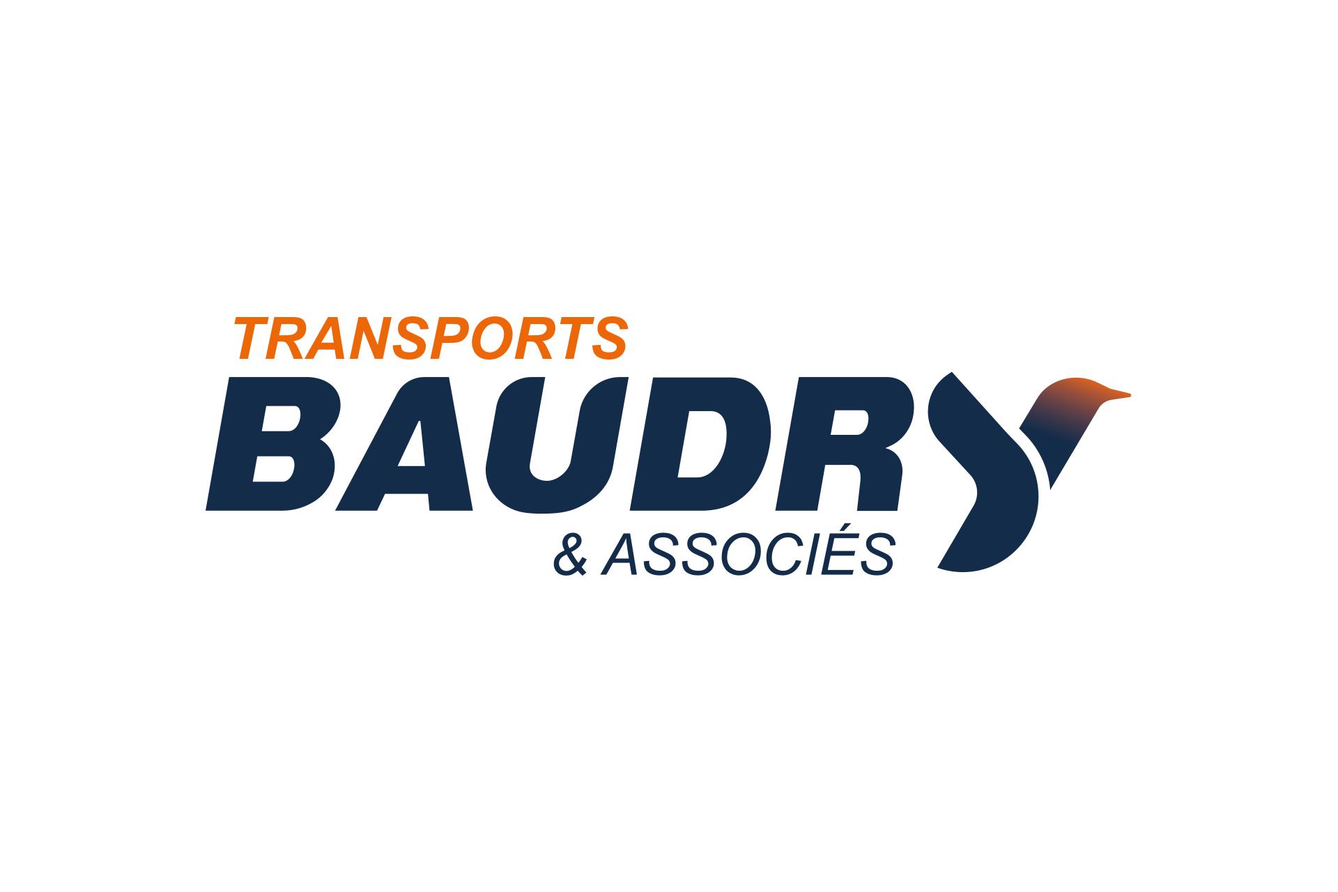 Nouvelle identité pour Transports Baudry et associés